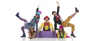 """Cantajuegos """"El Circo del Payaso Tallarín"""" @ Teatro Municipal de Torrevieja"""