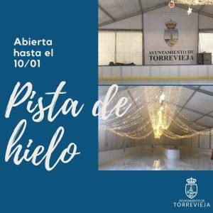 Pista de hielo @ Recinto Portuario