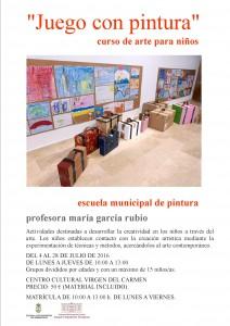 Curso de Arte para niños @ Centro Cultural Virgen del Carmen | Torrevieja | Comunidad Valenciana | Espa