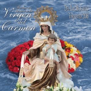 virgen del Carmen 2016 @ lonja de pescado | Torrevieja | Comunidad Valenciana | Espa