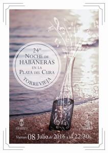 Certamen Habaneras en la Playa 2016