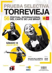 56 Festival Internacional del Cante de las Minas @ Palacio de la M?sica | Torrevieja | Comunidad Valenciana | Espa