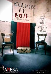 Cuentos de Bote @ Biblioteca Municipal | Torrevieja | Comunidad Valenciana | Espa