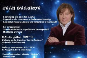 Baritono, Ivan Svatkov @ Palacio de la M?sica | Torrevieja | Comunidad Valenciana | Espa