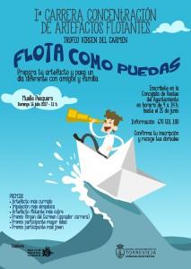 Flota como puedas @ Muelle pesquero | Torrevieja | Espa