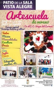 Artescuela de verano @ Centro Cultural Virgen del Carmen | Torrevieja | Comunidad Valenciana | Espa