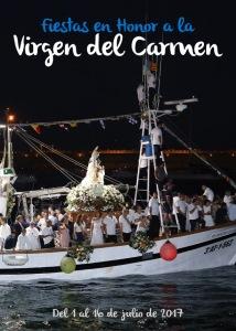 Fiestas en honor de la Virgen del Carmen