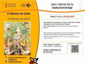 El Misterio de Gaia @ Centro de Interpretaci?n del Parque Natueral