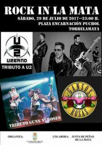 Rock in la Mata @ Plaza Encarnaci?n Puchol | La Mata | Comunidad Valenciana | Espa