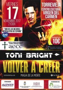"Toni Bright "" Volver a creer"" @ Centro Cultural Virgen del Carmen | Torrevieja | Comunidad Valenciana | Espa"