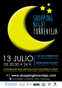 Shopping night Torrevieja @ Shopping night | Torrevieja | Comunidad Valenciana | Espa