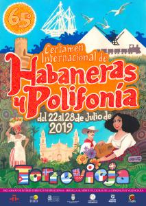 Certamen Internacional de Habaneras y Polifonía @ Eras de la Sal