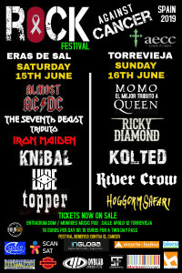 Rock against cancer @ Eras de la Sal