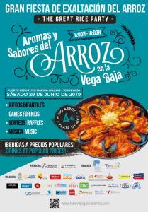 Fiesta del Arroz @ Puerto Deportivo Marina Salinas