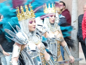 Desfile Comparsas de Carnaval @ Calles de Torrevieja
