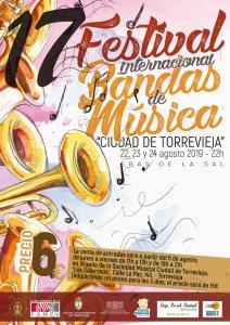 XVII Festival Internacional de Bandas de Música @ Eras de la Sal