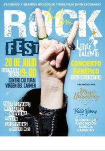 Rock fest - Concierto benéfico @ Centro Cultural Virgen del Carmen