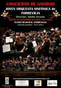 Joven Orquesta Sinfónica de Torrevieja @ Centro Cultural Virgen del Carmen