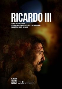Teatro: Ricardo III @ Teatro Municipal de Torrevieja