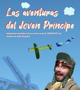 Teatro Infantil: Las Aventuras del Joven Príncipe @ Centro Cultural Virgen del Carmen
