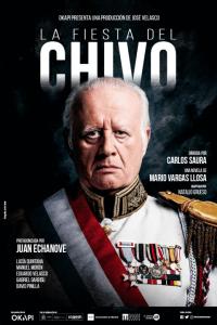 Teatro: La Fiesta del Chivo @ Teatro Municipal de Torrevieja