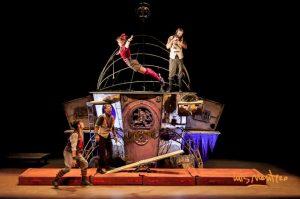Circo Teatro: Oopart @ Teatro Municipal de Torrevieja