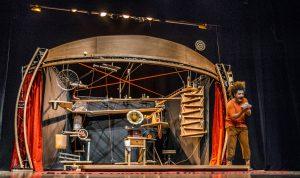 Móbil con la güasa circo teatro @ Auditorio Internacional de Torrevieja