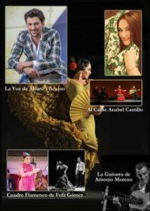 II Festival De Verano 'Torrevieja Al Son del Flamenco y la Copla' @ Auditorio Internacional de Torrevieja