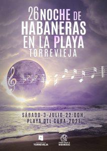 HABANERAS EN LA PLAYA @ Playa del Cura