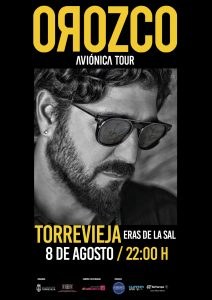 Antonio Orozco @ Eras de la Sal
