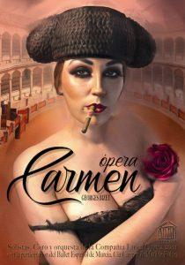 CARMEN OPERA 2001 @ Auditorio Internacional